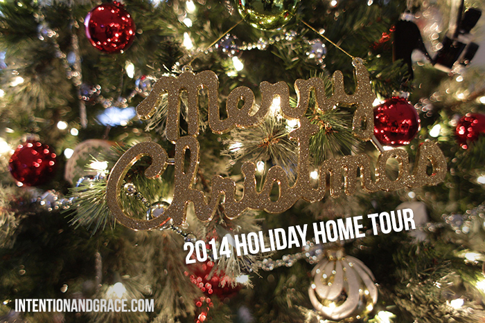 2014 Holiday home tour