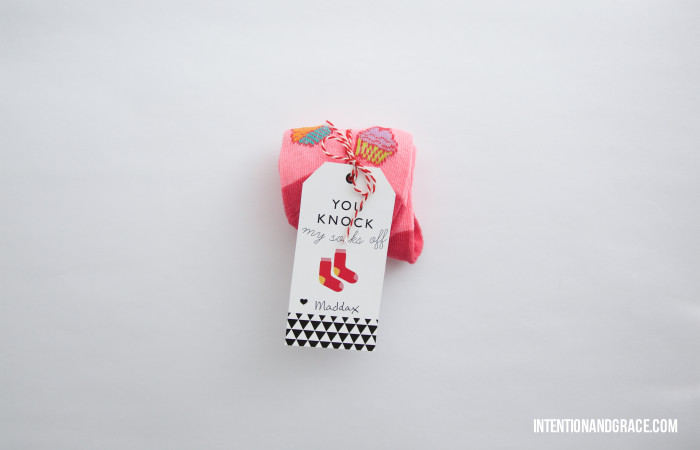 Free printable kids valentines tags and cards for kids and toddlers.  |  Intentionandgrace.com
