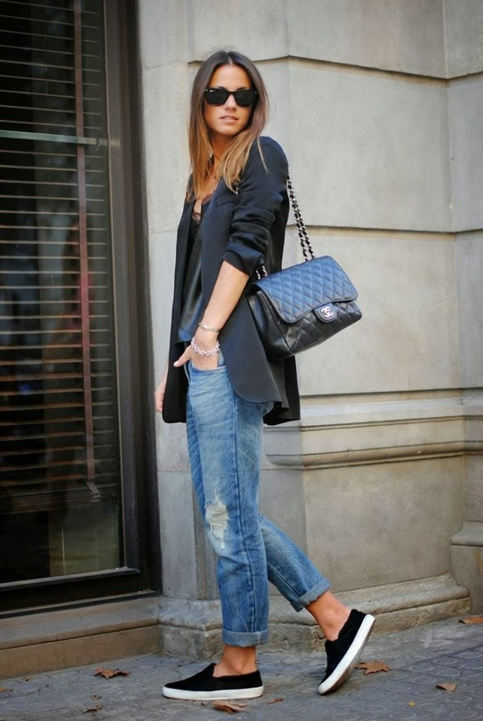 Street Style Sneakers Intention Grace